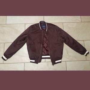 USED Maroon American Engle Jacket
